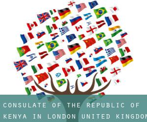 Consulate of the Republic of Kenya in London, United Kingdom