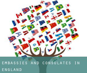Embassies and Consulates in England