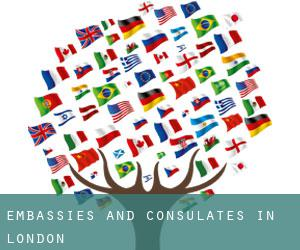 Embassies and Consulates in London