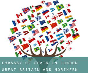 Embassy of Spain in London, Great Britain and Northern Ireland