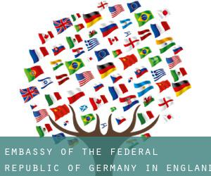 Embassy of the Federal Republic of Germany in England