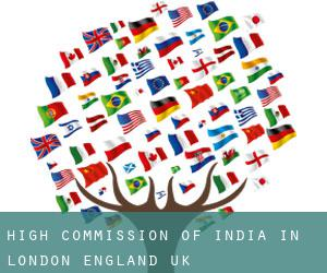 High Commission of India in London, England (UK)