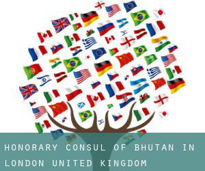 Honorary Consul of Bhutan in London, United Kingdom