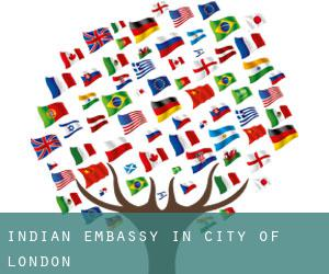 Indian Embassy in City of London